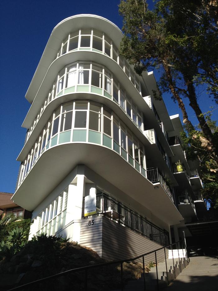 External view of Drumalbyn Rd Apartments